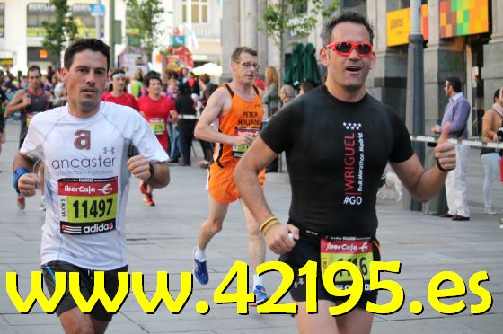 Marathon Madrid 3008