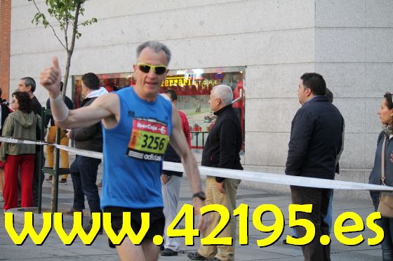 Marathon Madrid 3021