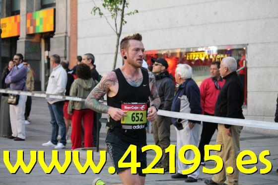 Marathon Madrid 3022