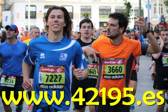 Marathon Madrid 4102