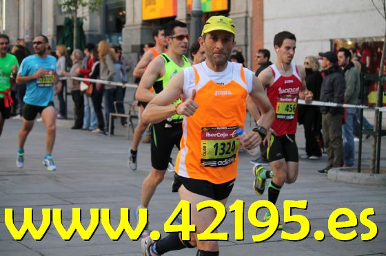 Marathon Madrid 3295